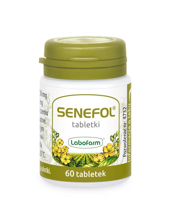 lek na zaparciia senefol