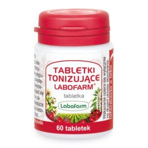 Ziołowy lek na serce - Tabletki tonizujące Labofarm