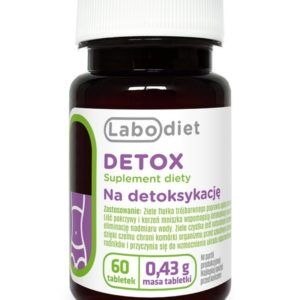 labodiet detox wspomaga metabolizm