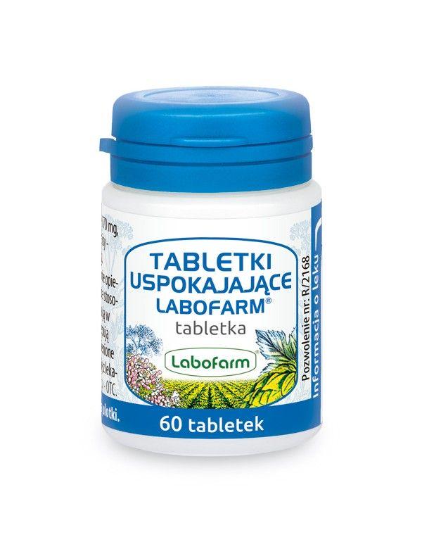 tabletki uspokajajace labofarm ziolowy lek na uspokojenie