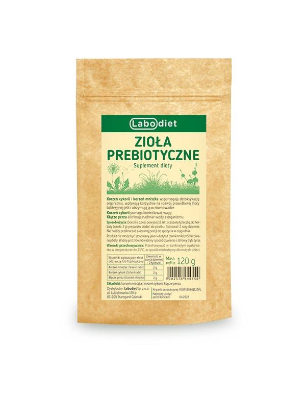 ziola prebiotyczne